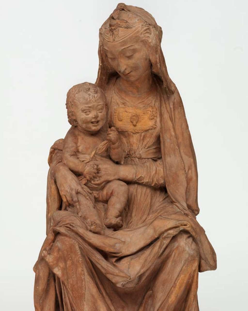 Эксперты говорят, что такие детали, как драпировка и улыбка Христа, показывают, что это работа Леонардо да Винчи