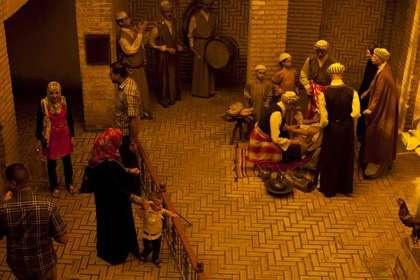 Кәдімті түрік үйіндегі тіршілік сипаты