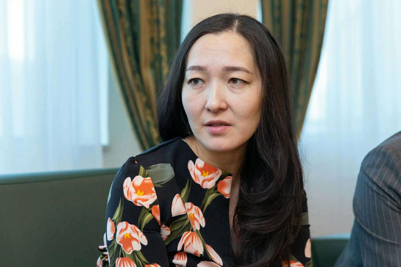 Дана Курмашева