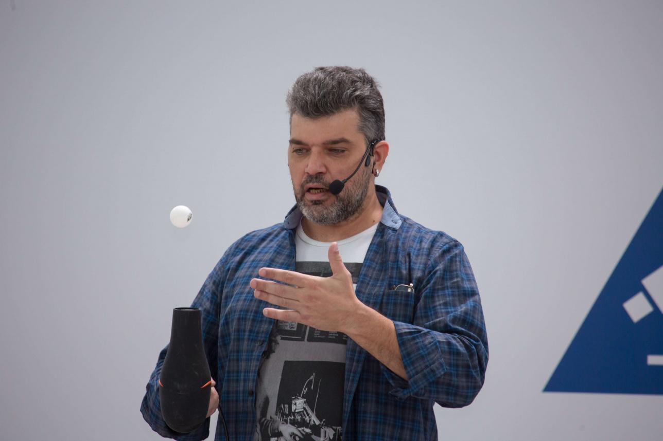 Алексей Иванченко на Astana Science Festival