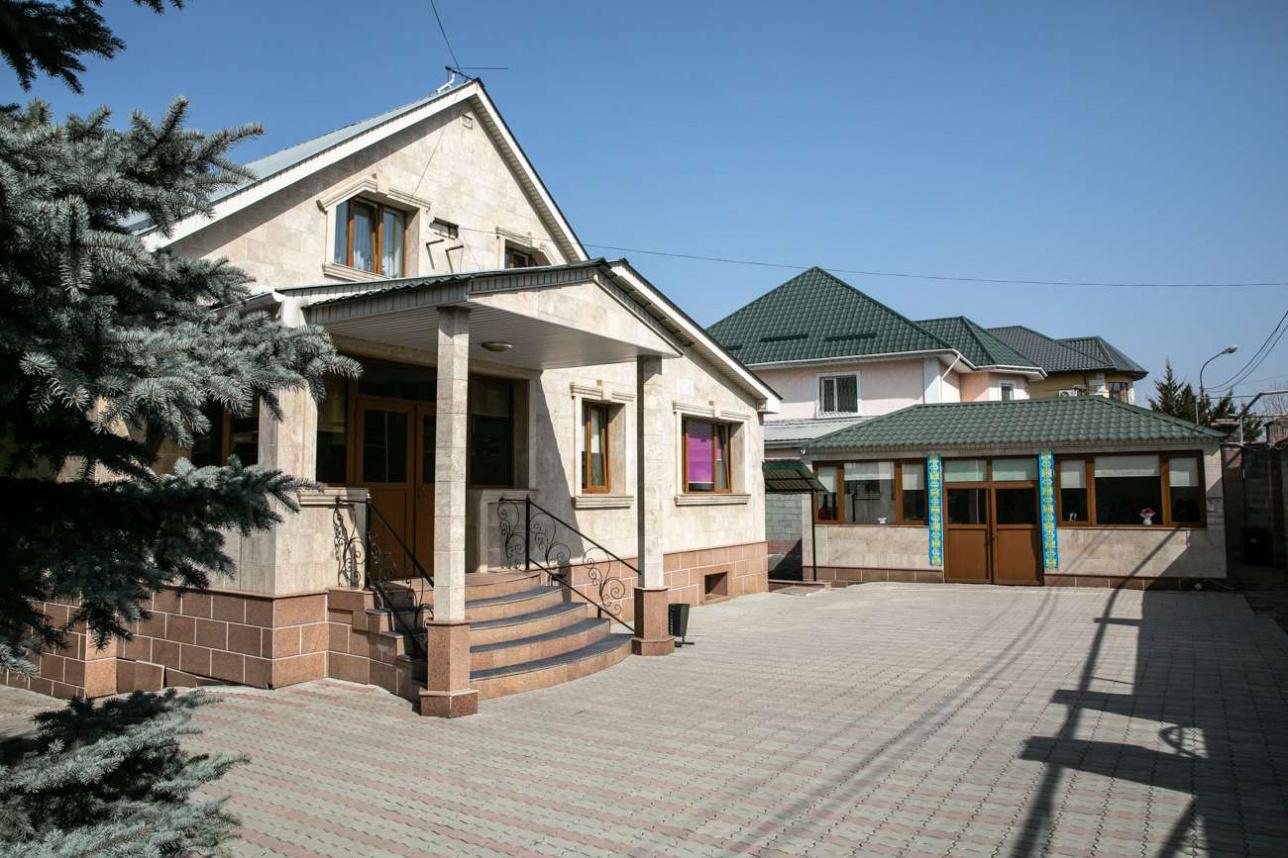 Первый в Казахстане дом самостоятельного проживания