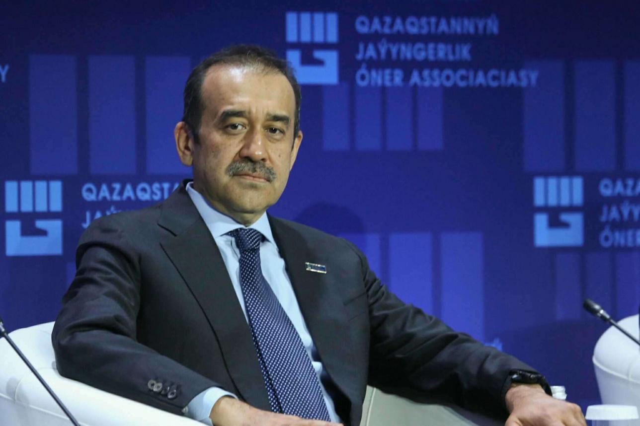 Президент Ассоциации боевых искусств Казахстана Карим Масимов