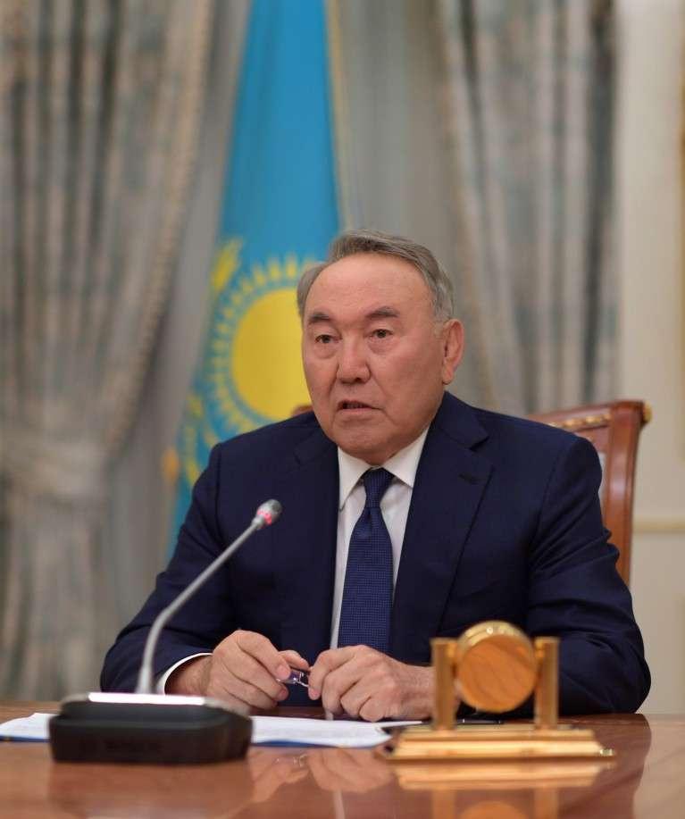 Последнее обращение Назарбаева в должности Президента РК