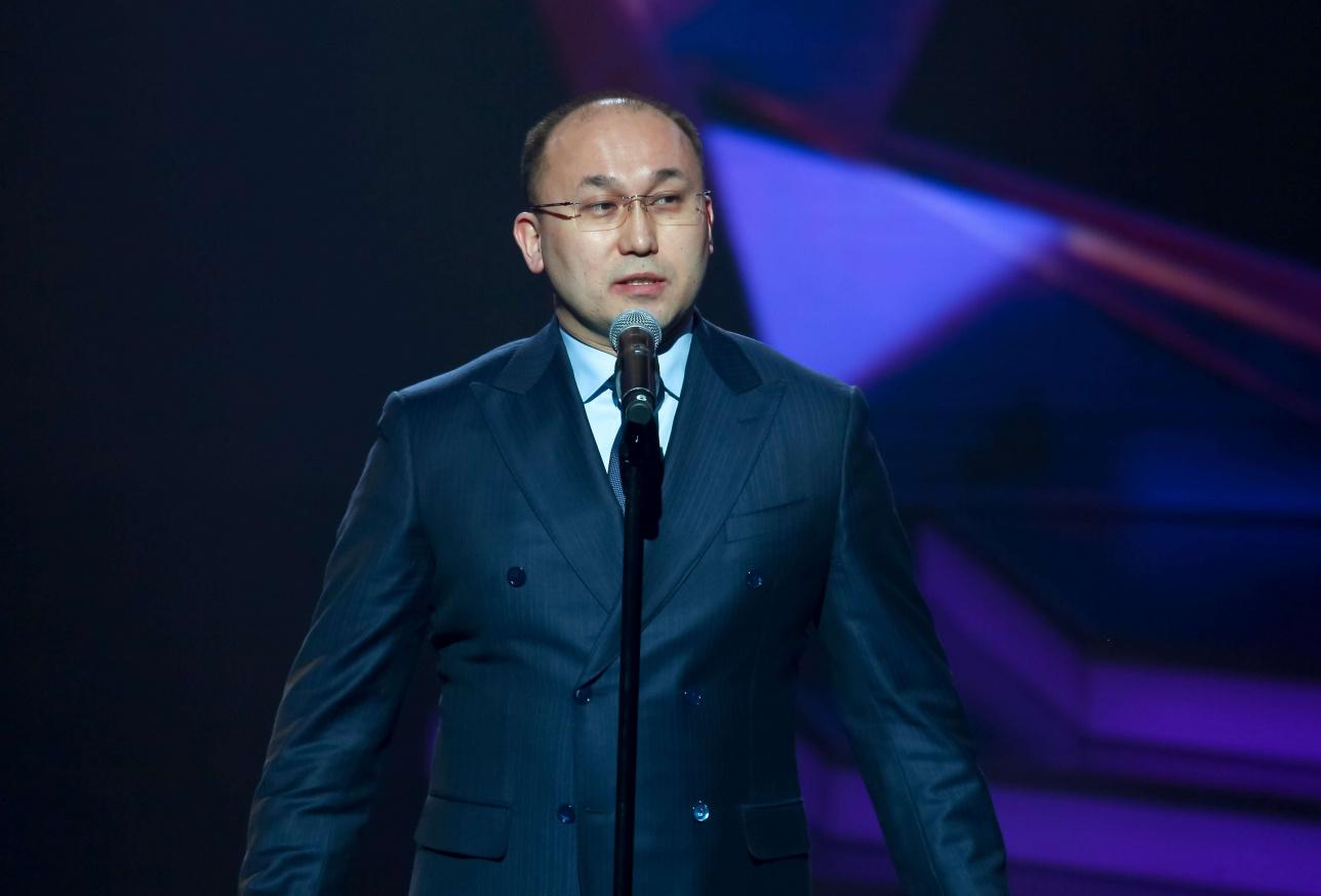 Даурен Абаев поблагодарил Нурсултана Назарбаева