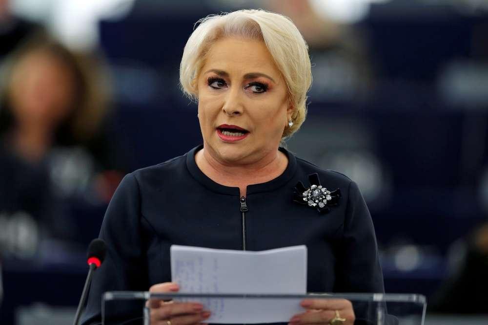 Премьер-министр Румынии Виорика
