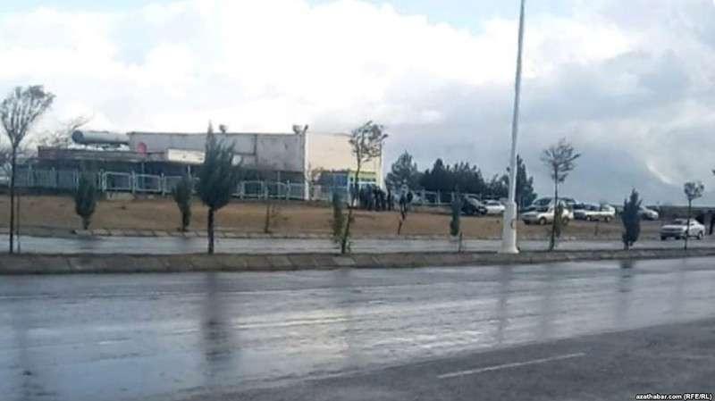 Город Берекет и десятки сёл затоплены
