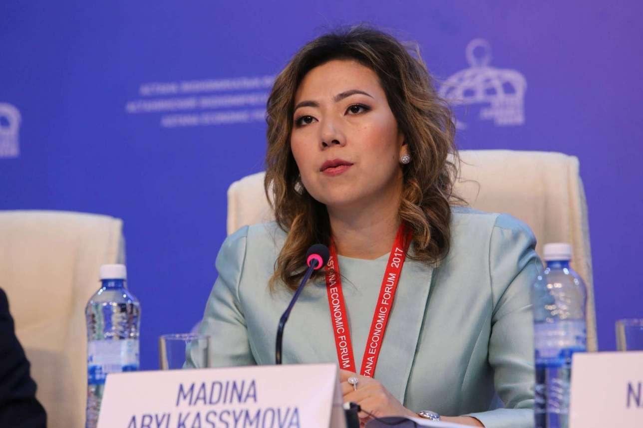 Мадина Абылкасымова