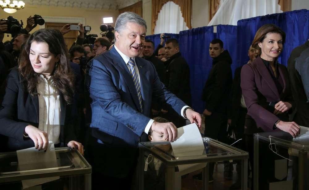 Пётр Порошенко
