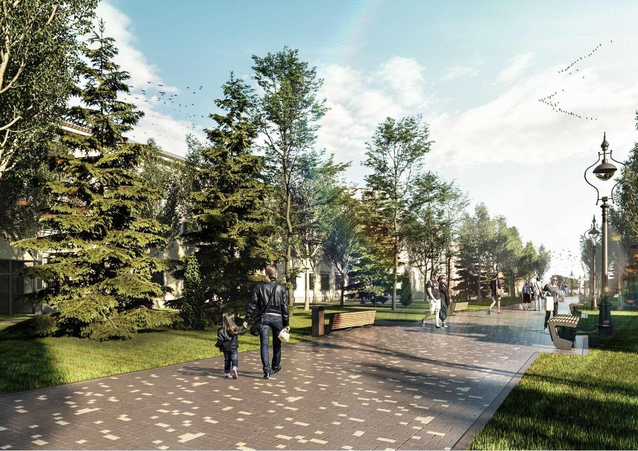 Проект реконструкции улицы Байсеитовой (от Кабанбай батыра до Толе би)