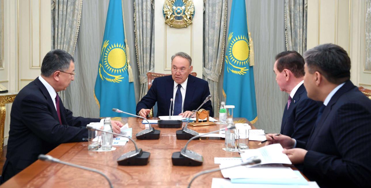 Назарбаев поручил тщательно подготовиться к празднованию юбилея АНК