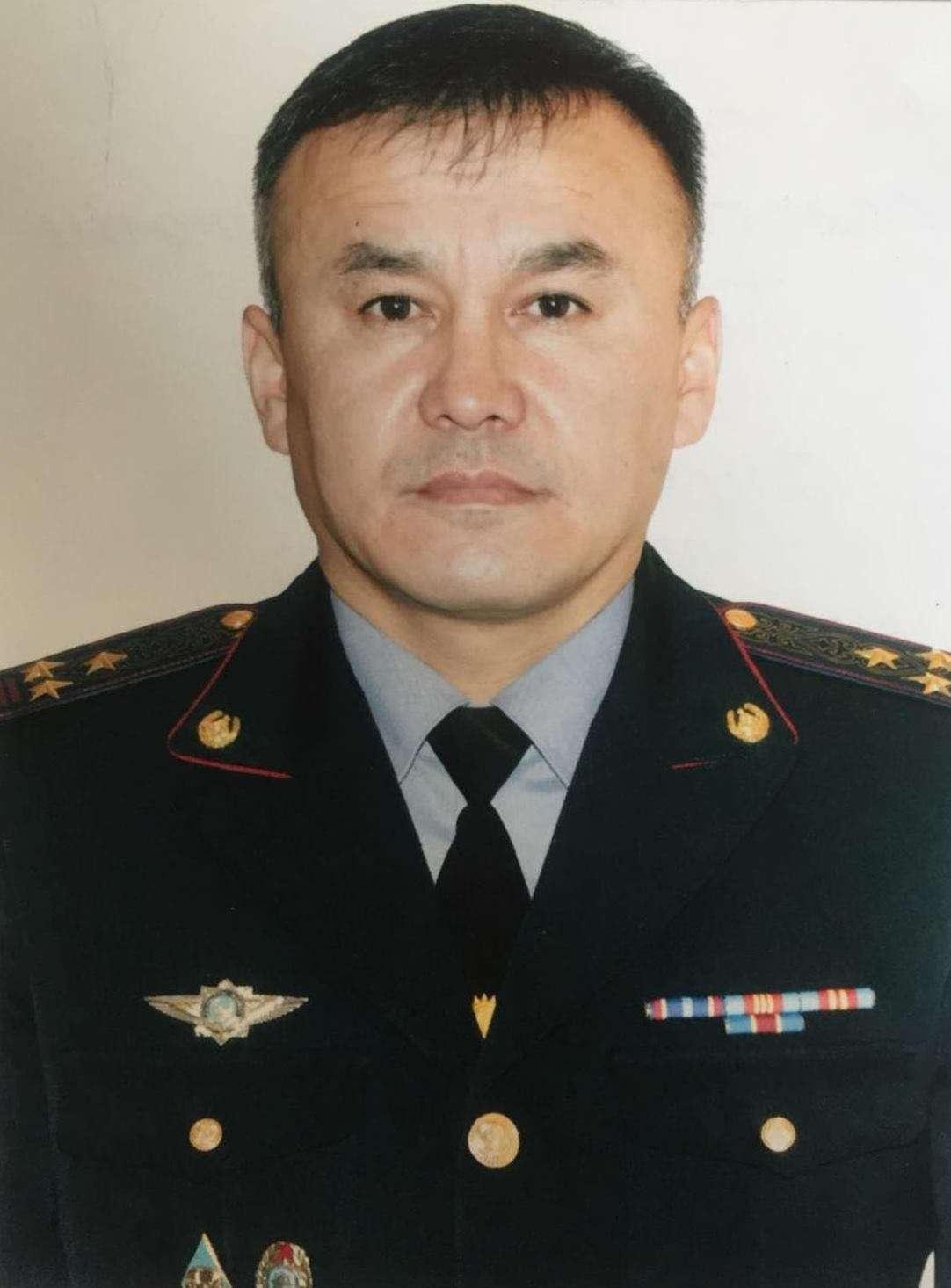Дархан Канатбеков