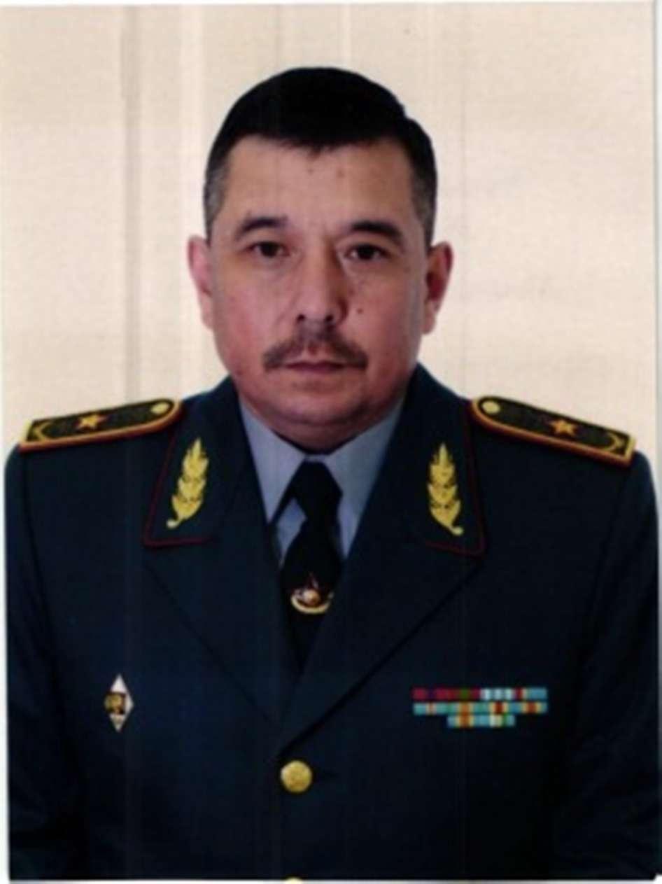 Бакыт Курманбаев
