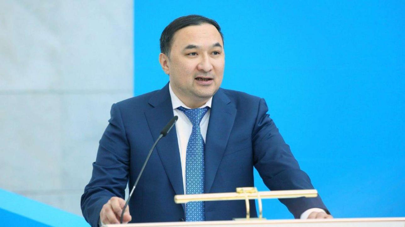 Советник президента Ержан Бабакумаров