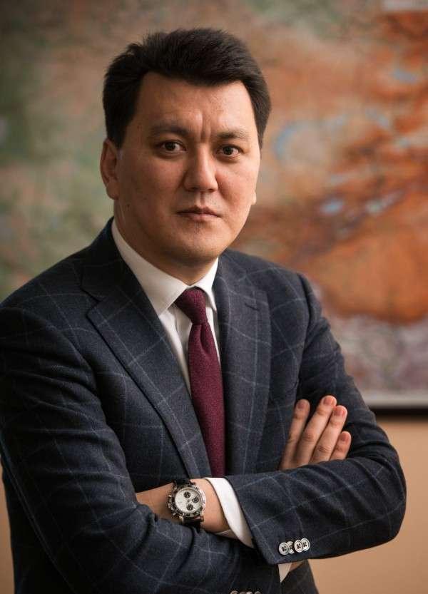 Советник президента Ерлан Карин