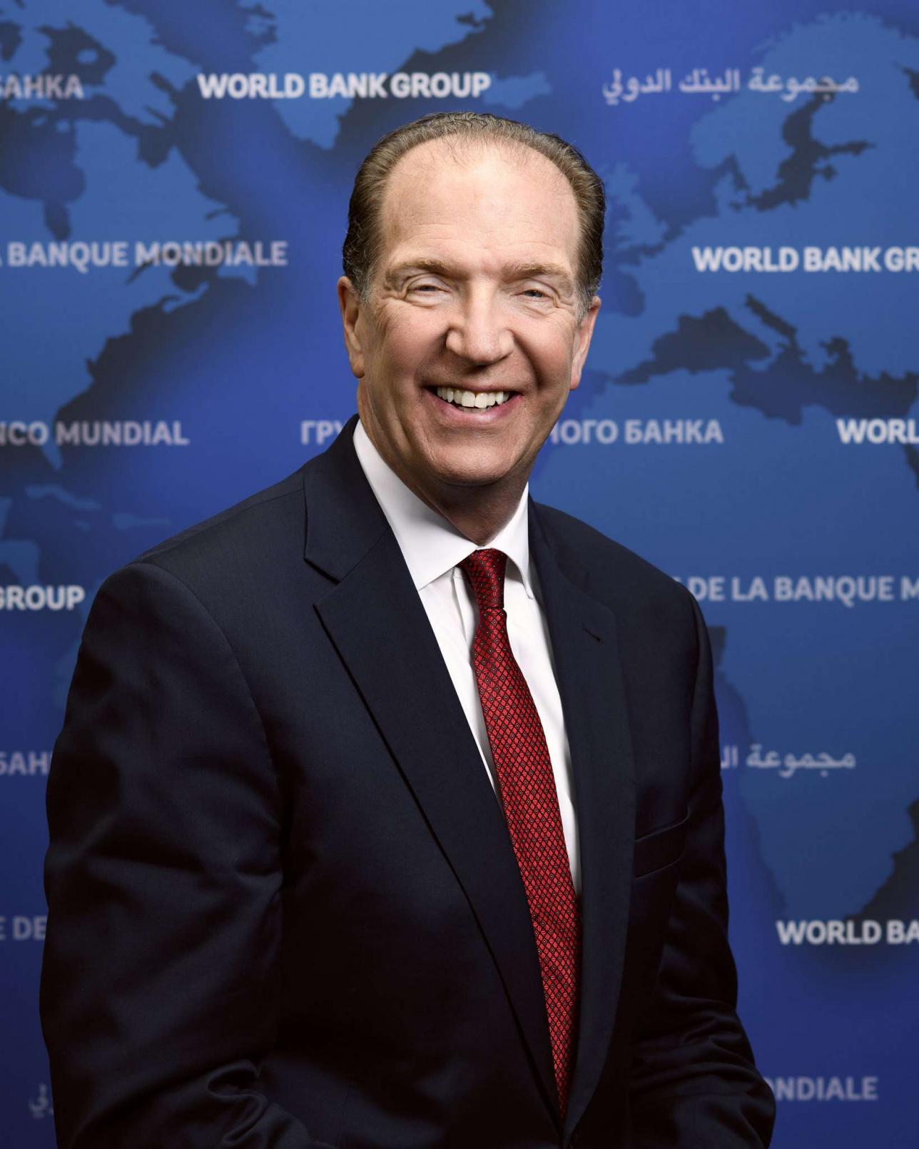 Глава Всемирного банка Дэвид Мэлпасс
