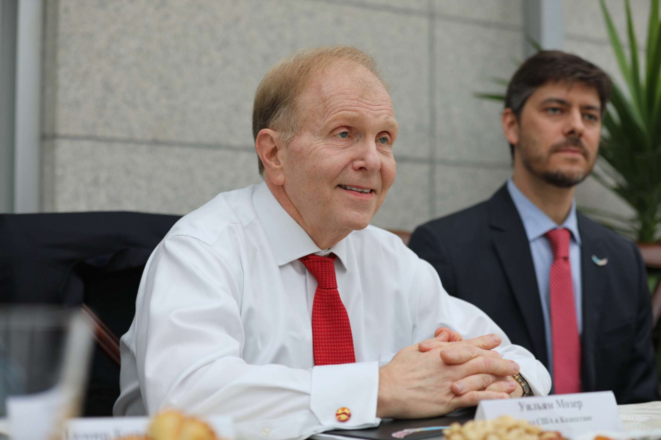 Уильям Х. Мозер