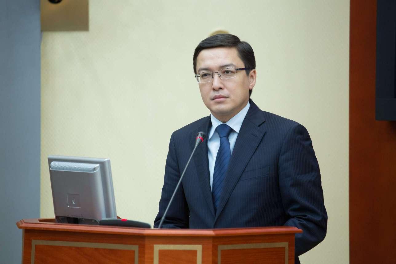 Данияр Акишев