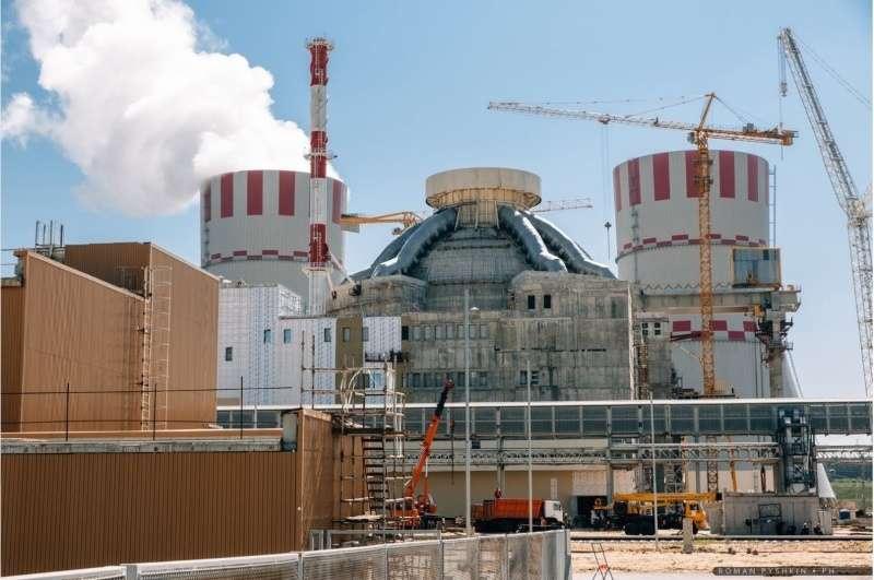 Второй блок Нововоронежской АЭС-2