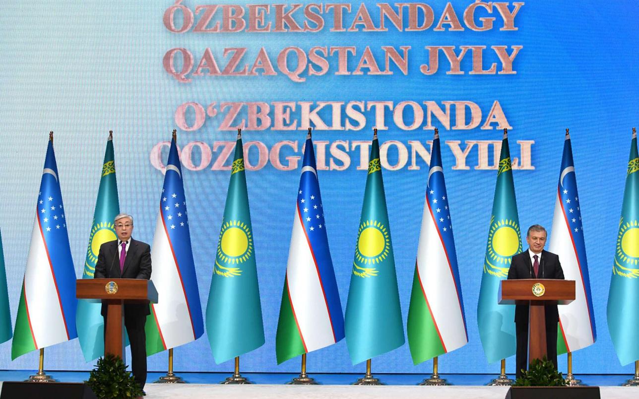 Год Казахстана в Узбекистане объявили открытым