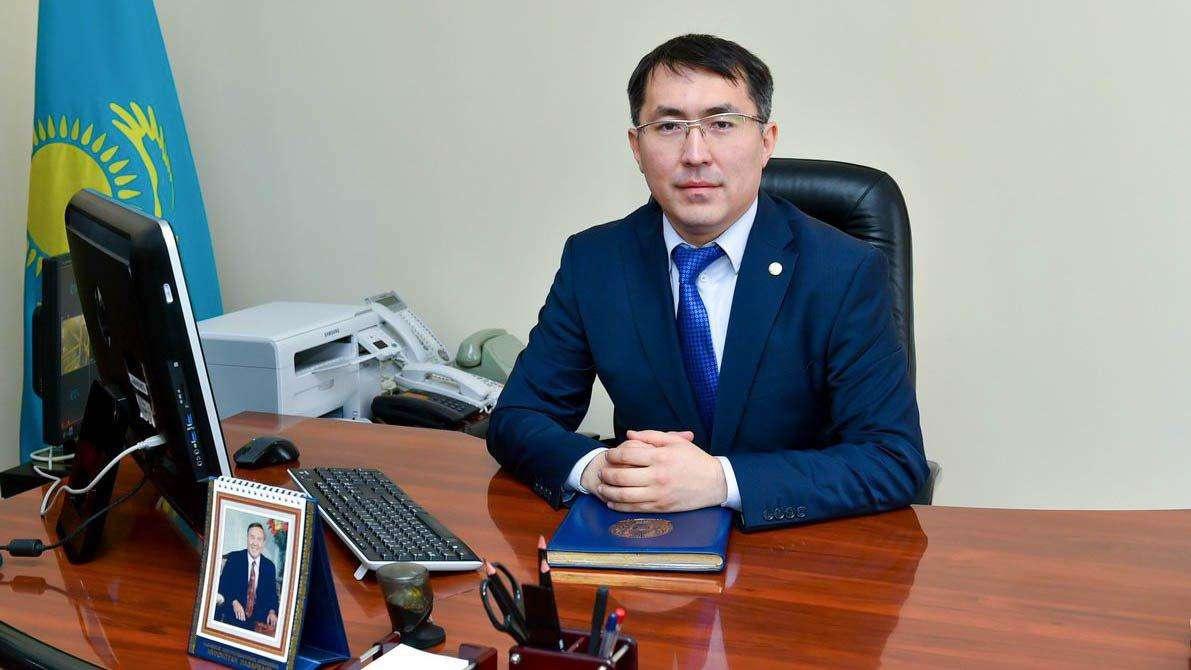 Мадияр Кожахмет