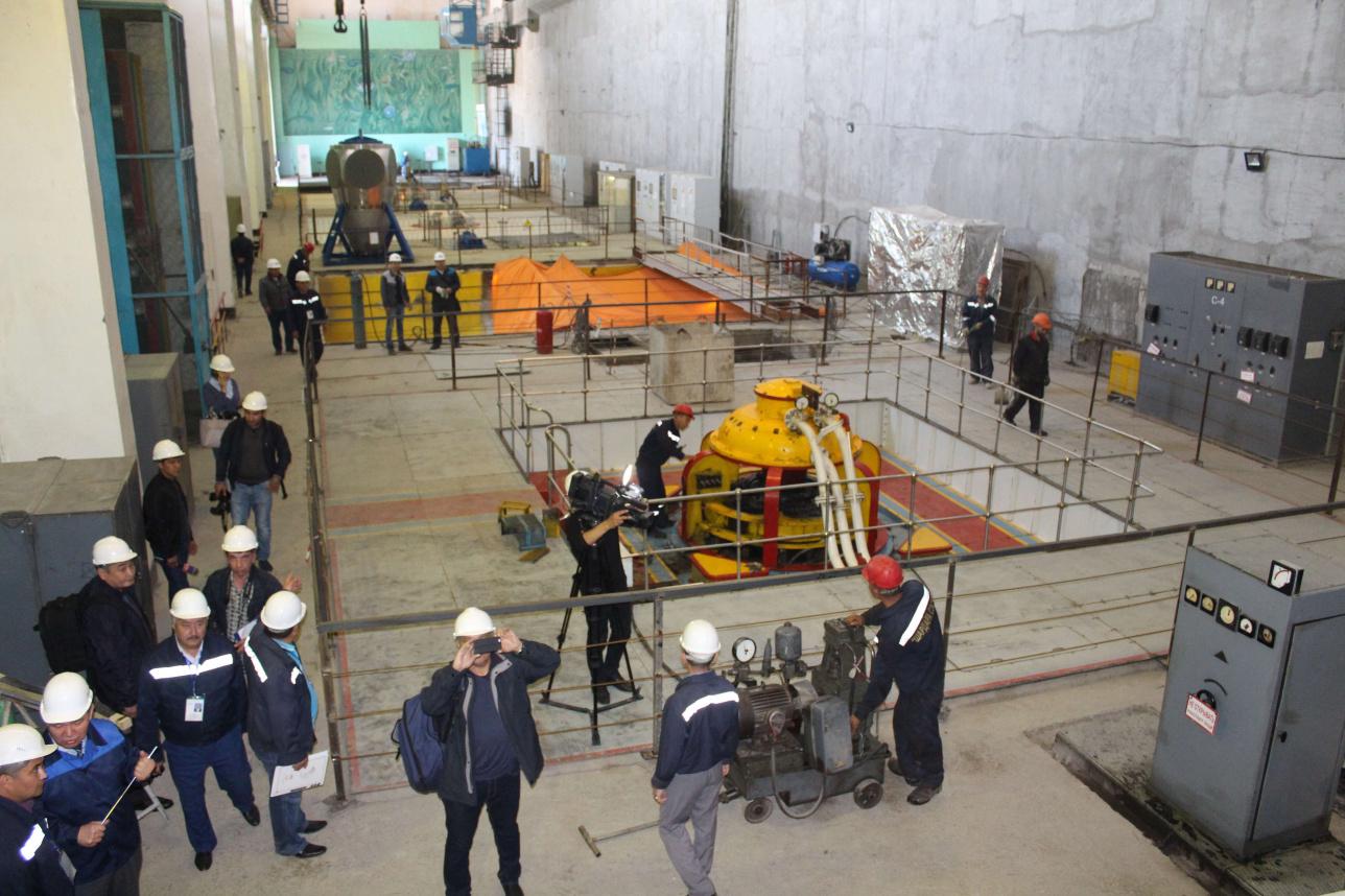 Старые агрегаты ГЭС не меняли 50 лет