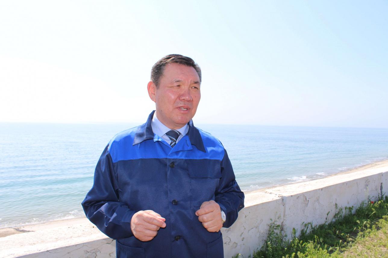 Бакытбек Жанабаев