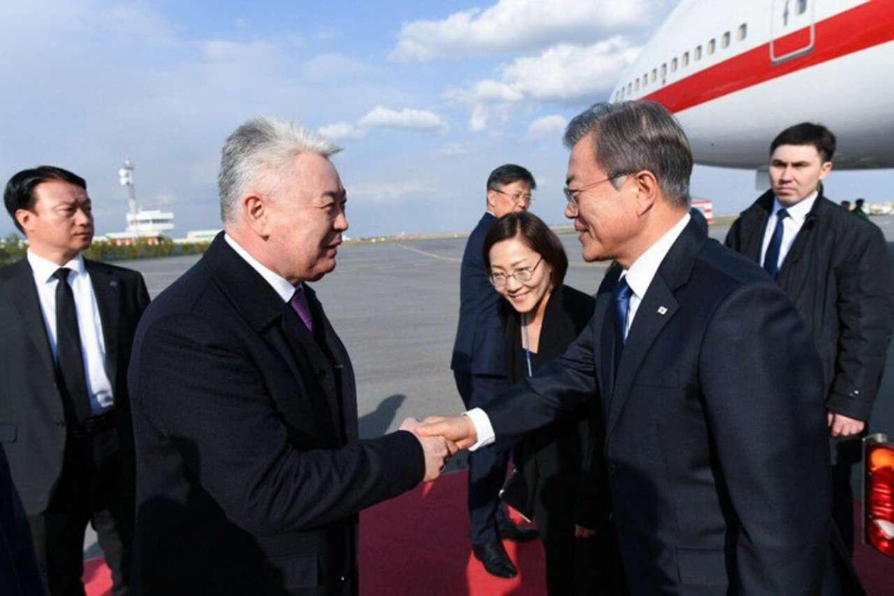 Мун Чжэ Ин также примет участие в казахстанско-корейском бизнес-форуме
