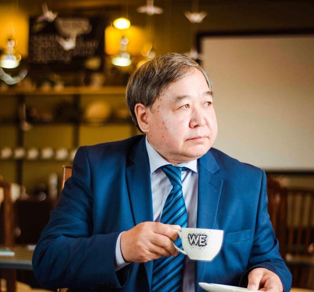 Садыбек Тугел