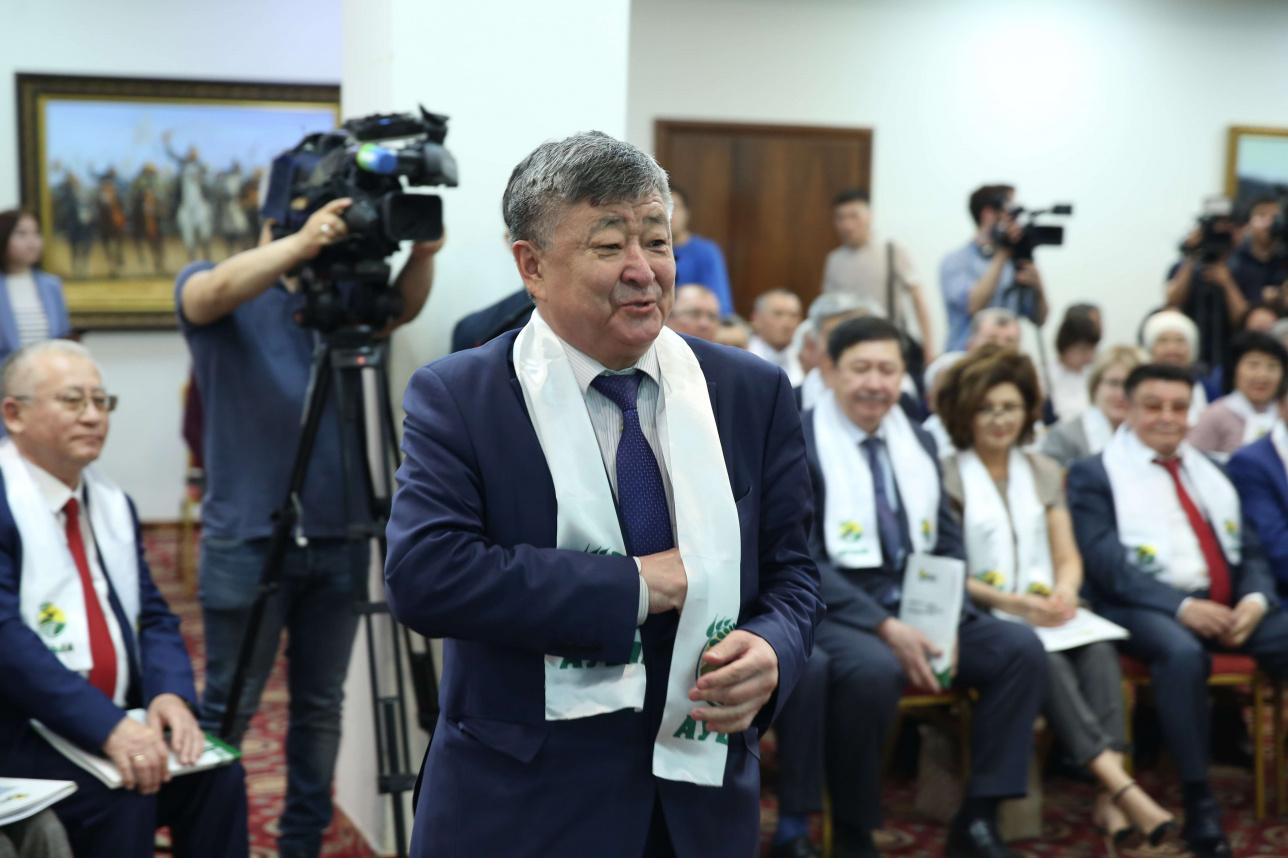Үрістембаев Базархан