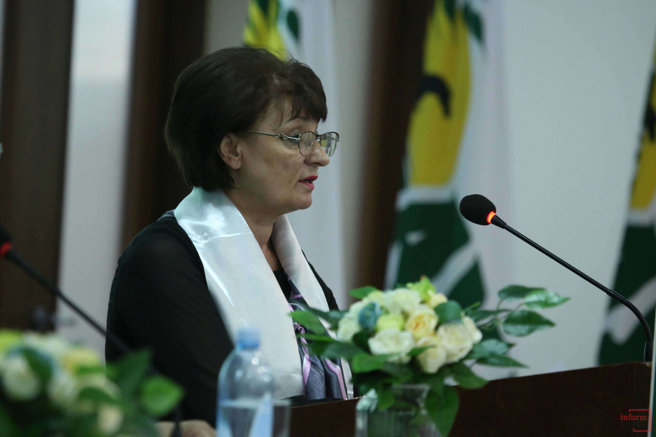 Делегат из Павлодарской области Зинаида Багненко