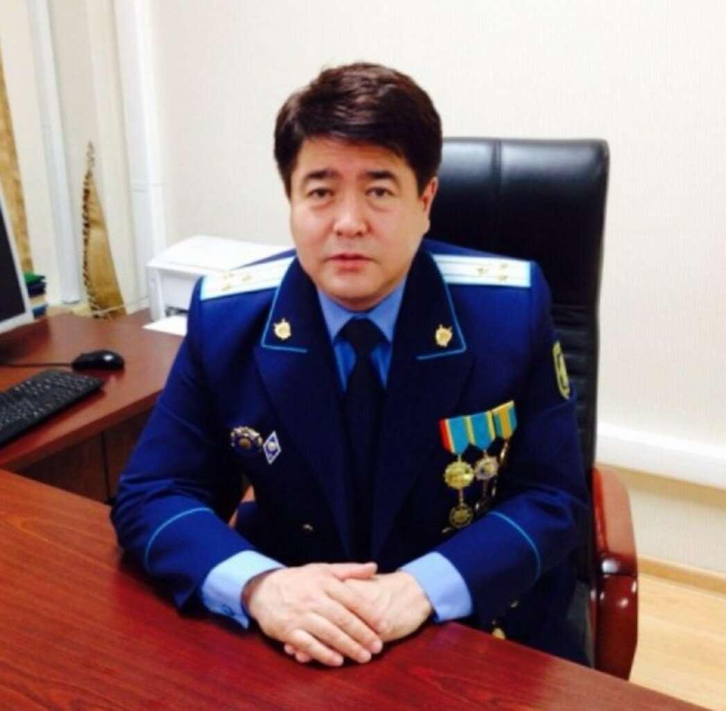 Булат Дембаев