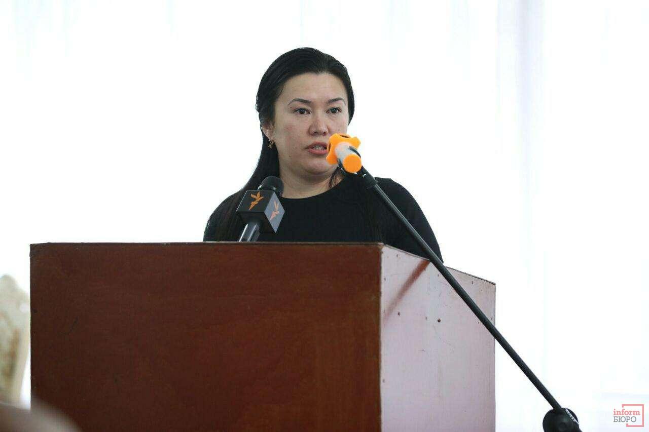Ляззат Бактибаева