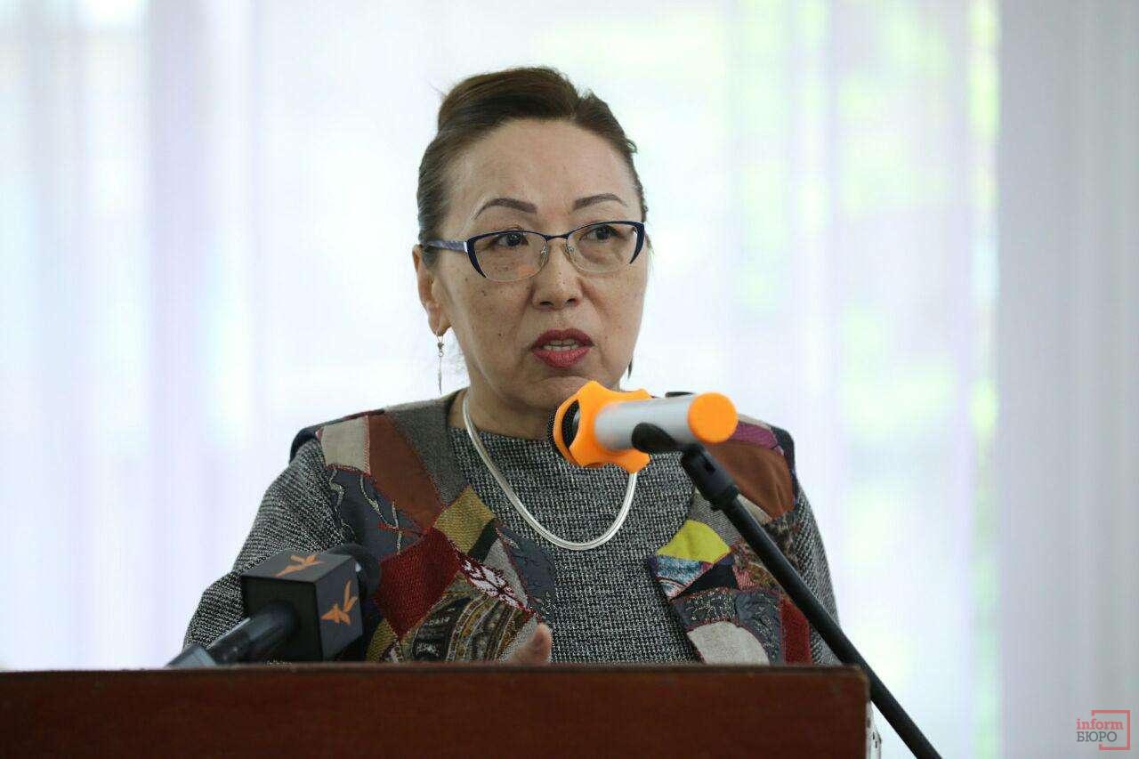 Майра Абенова