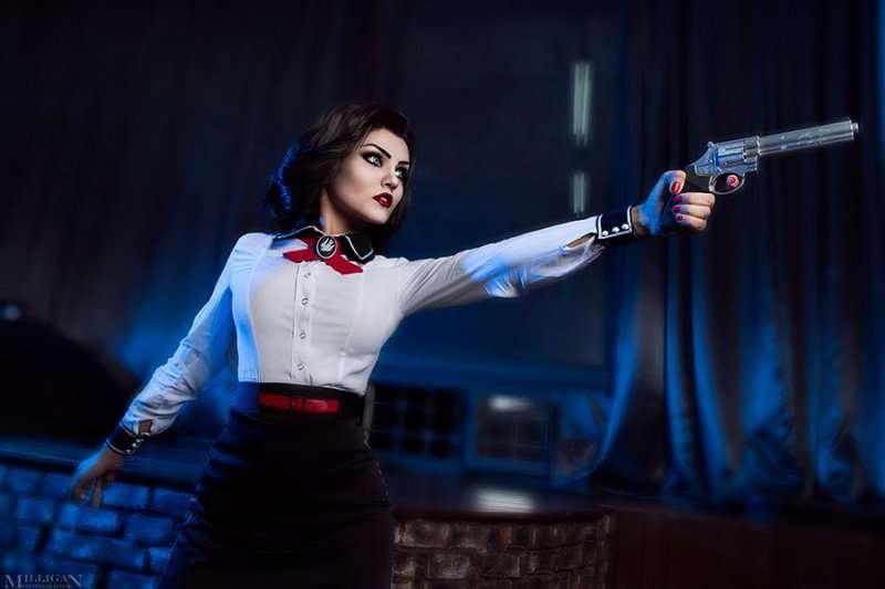Элизабет из BioShock Infinite: Burial at Sea – Episode 2