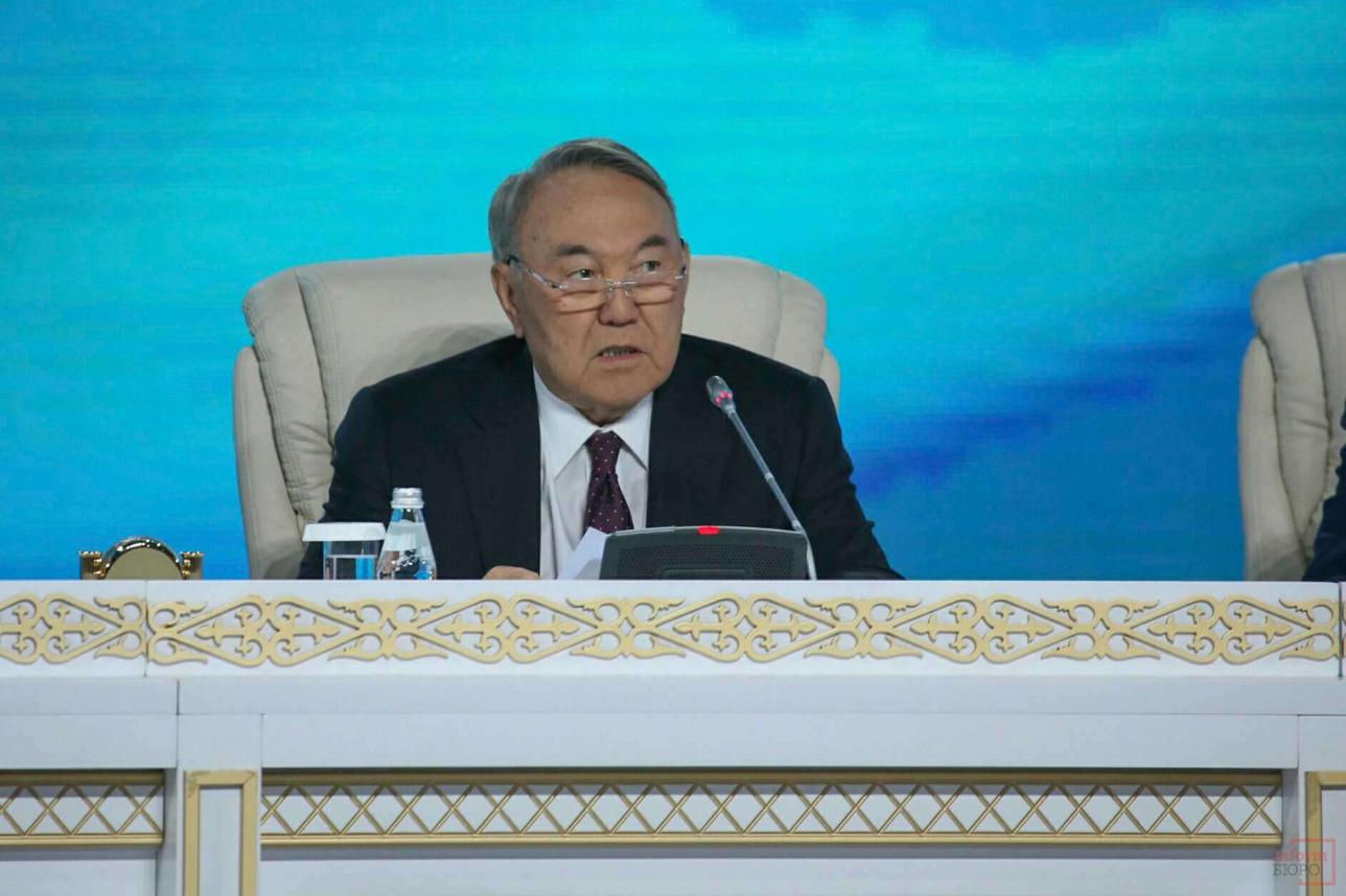 Сессия Ассамблеи народа Казахстана