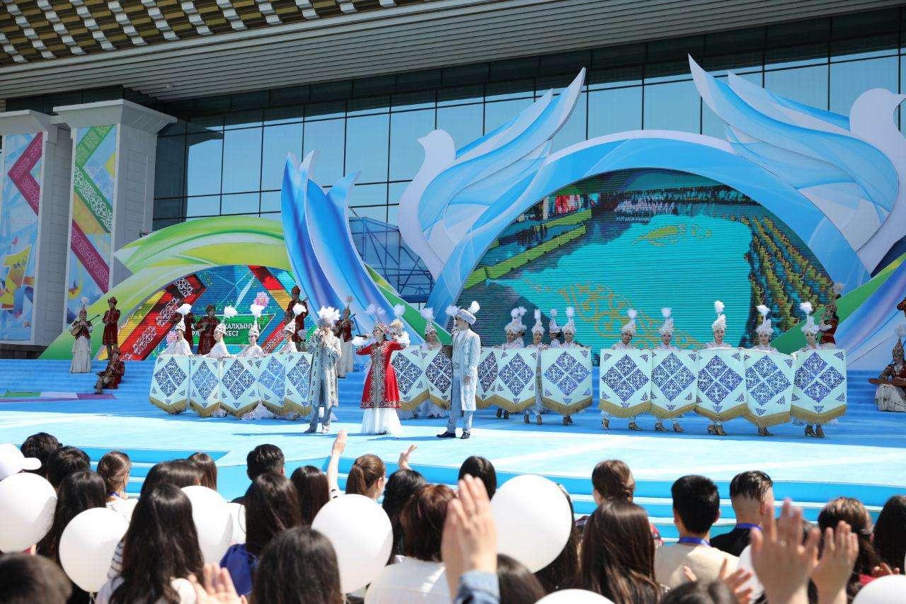 Концерт в Алматы