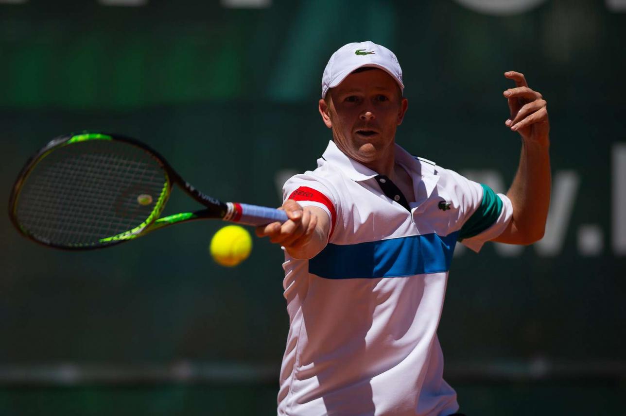Звезда казахстанского тенниса Андрей Голубев возобновил профессиональную карьеру