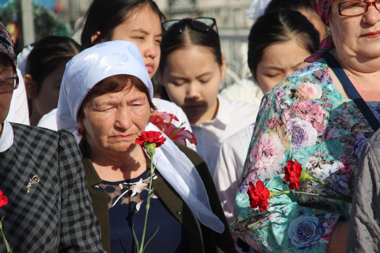 В Атырау почтили память ветеранов