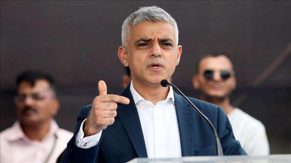 Мэр Лондона Садик Хан