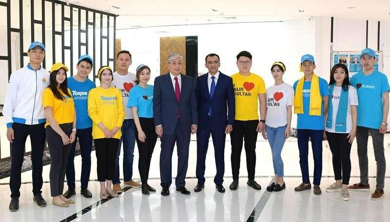 В РОШ вошли 30 представителей TeamQazaqstan