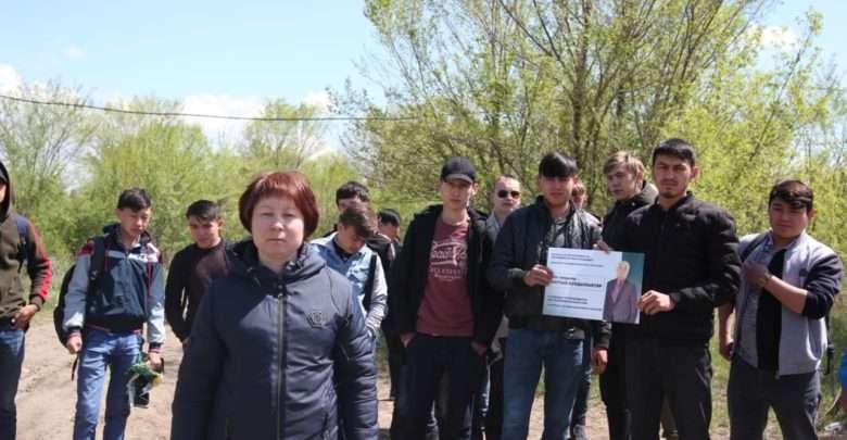Штаб Косанова в Усть-Каменогорске