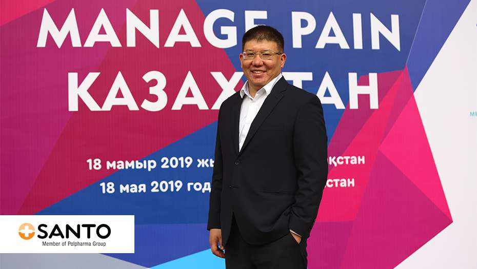 Кандидат медицинских наук Кайрат Оразалиев