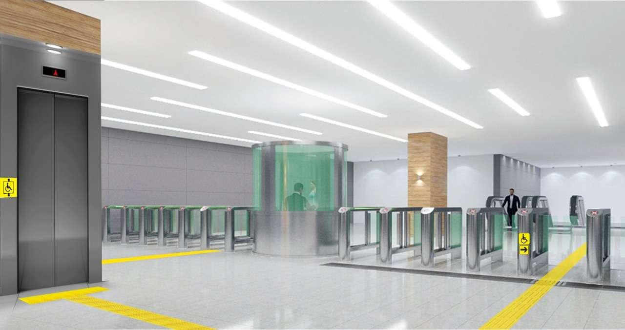 Новые станции метро Алматы