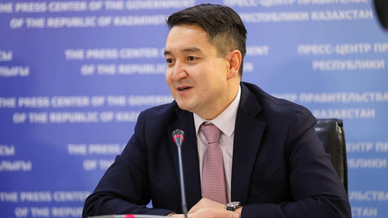 Қаржы вице-министрі Берік Шолпанқұлов