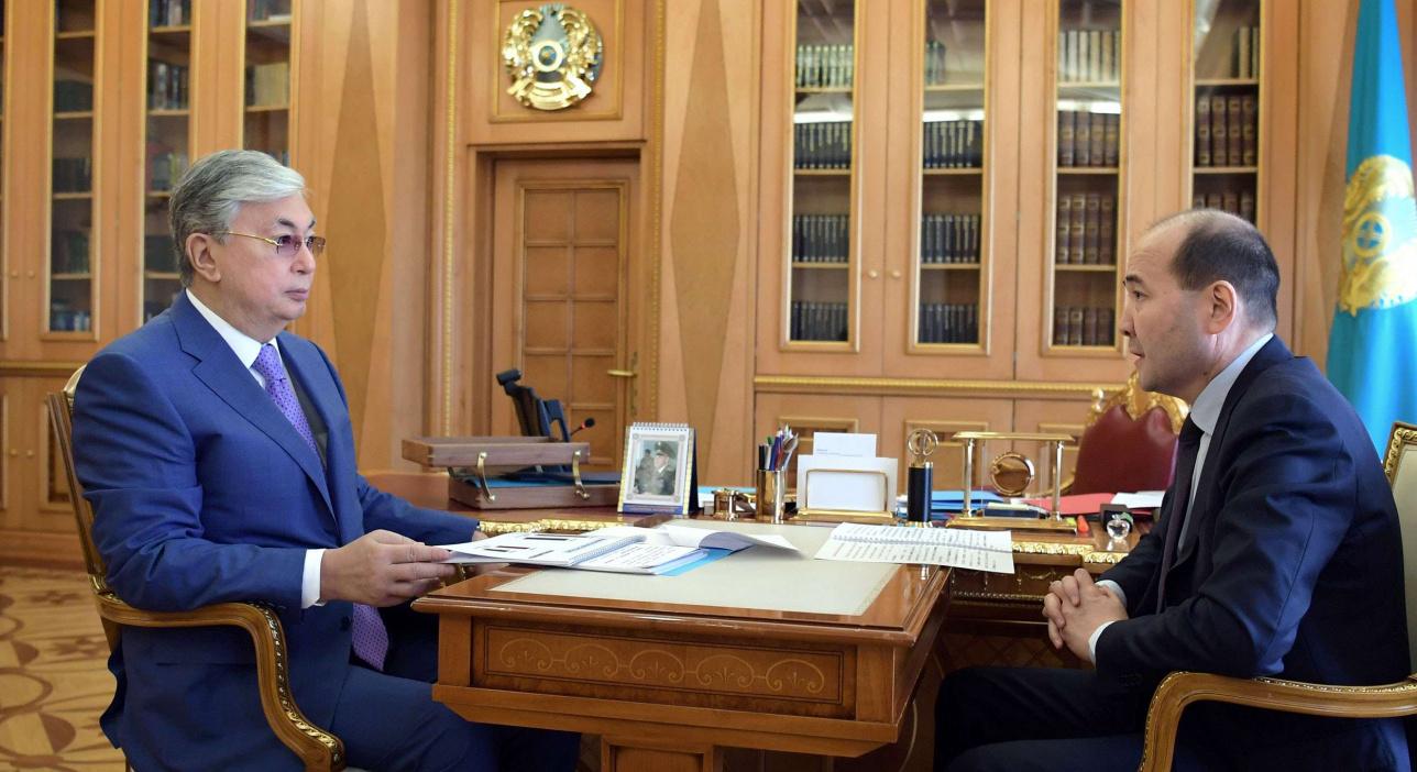 Президент принял генпрокурора