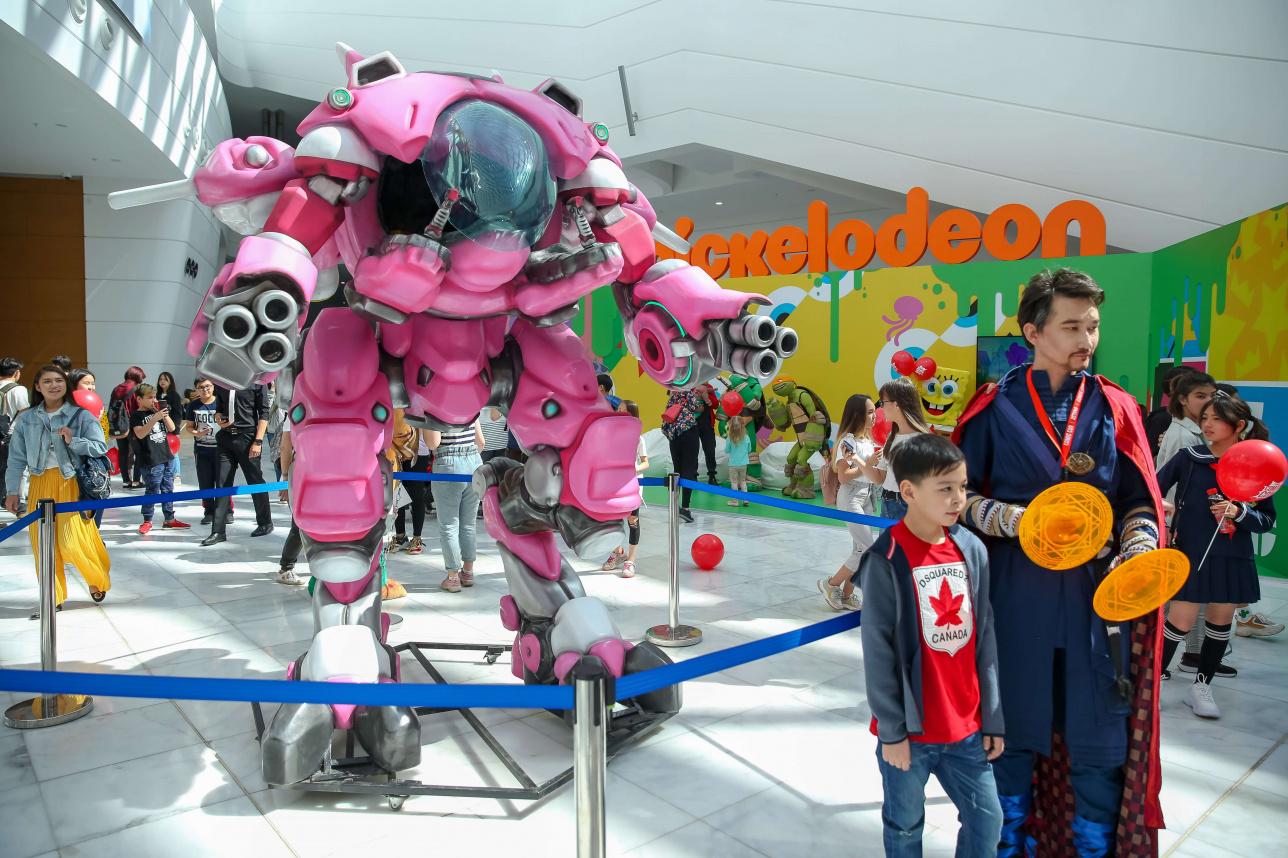 Comic-Con Astana
