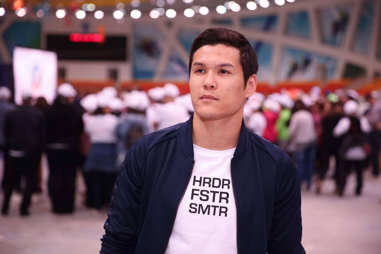 Данияр Елеусинов