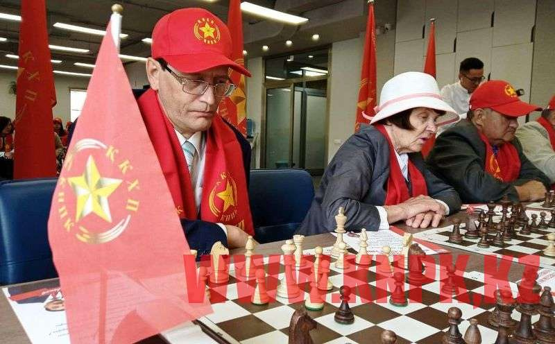 Штаб Ахметбекова организовал шахматный турнир в Нур-Султане