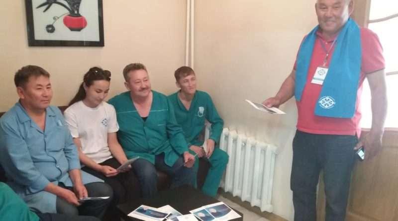 Встреча доверенных лиц Таспихова с врачами-стоматологами