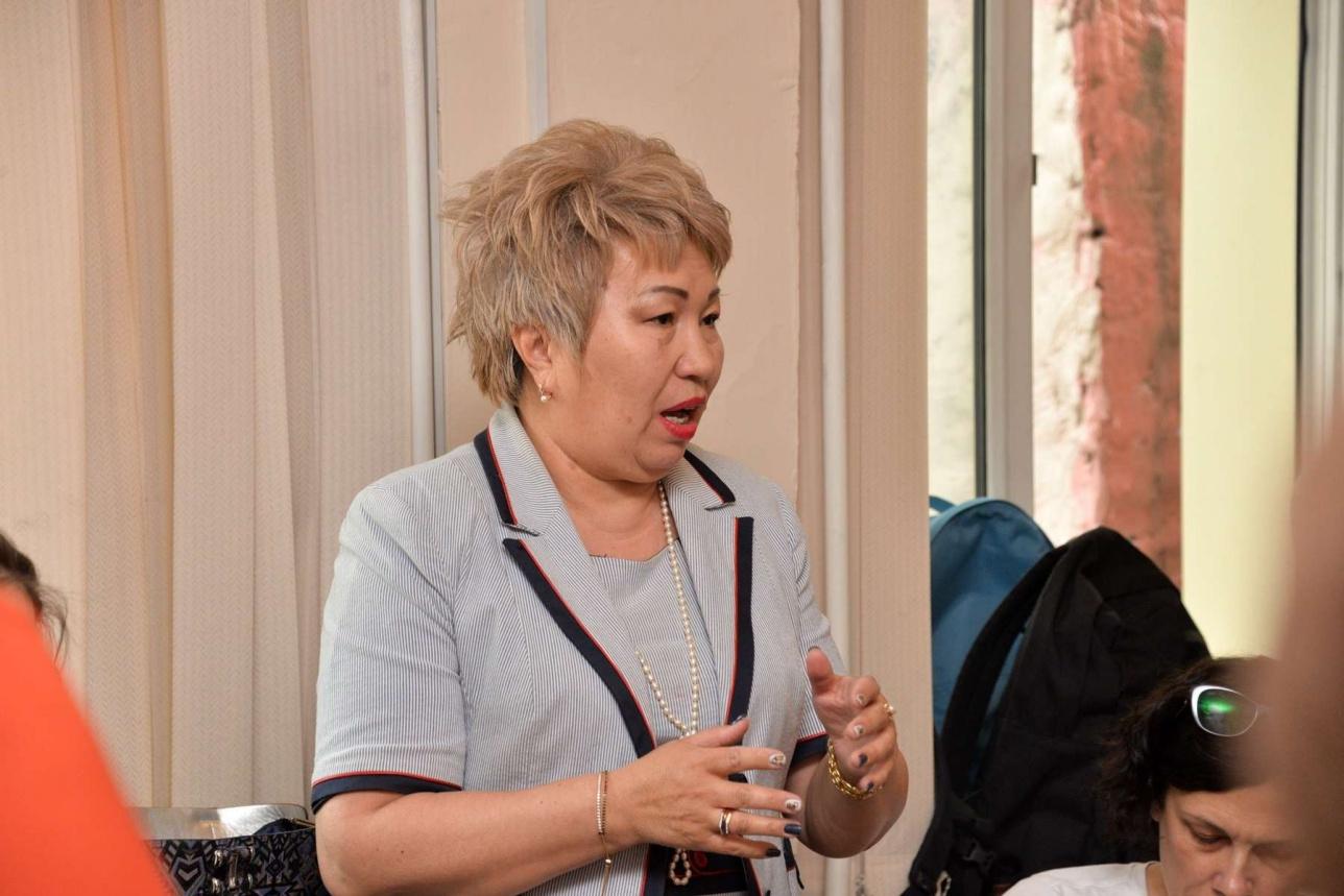 Гульмира Жуаспаева